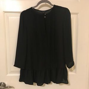 Beautiful Black Blouse